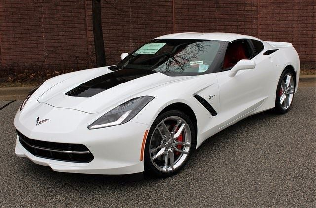 Chevy Dealership Indianapolis >> 2019 Chevrolet Corvette Stingray Z51 2LT - Chevrolet dealer in Noblesville Indiana – New and ...
