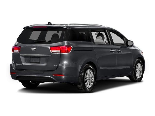 2016 Kia Sedona Lx Chevrolet Dealer In Noblesville Indiana New