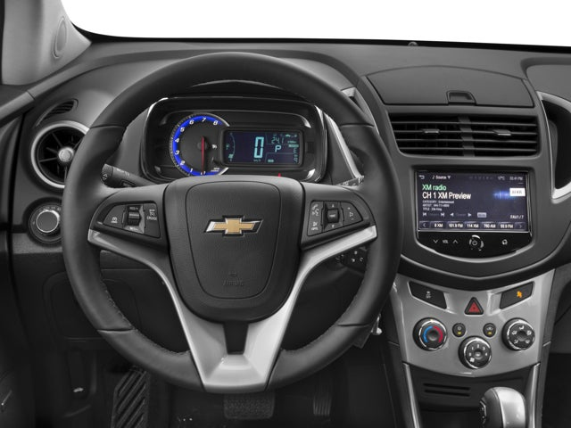 2016 Chevrolet Trax Lt In Indianapolis Hare