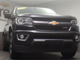 2019 Chevrolet Colorado Z71 Chevrolet Dealer In Noblesville