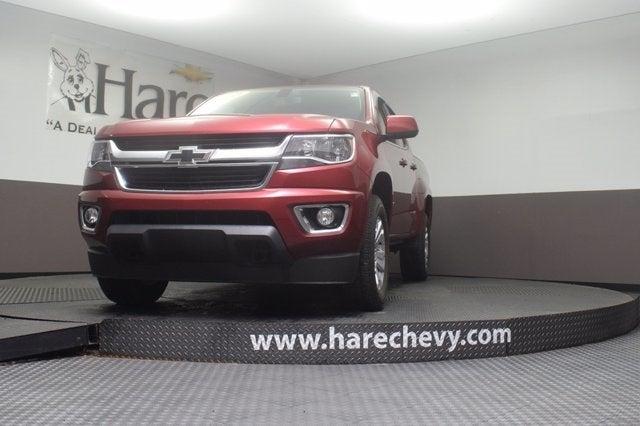 2019 Chevrolet Colorado Lt Chevrolet Dealer In Noblesville Indiana